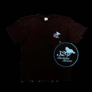 Birthday T-shirt(ブラック)