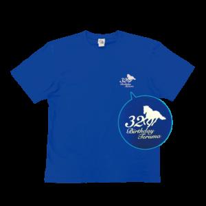 Birthday T-shirt(ロイヤルブルー)